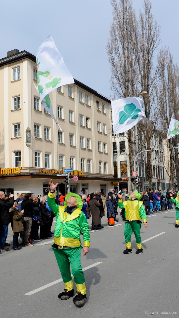 St. Patrick's Day Munich